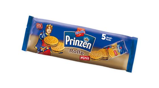 Prinzen Rolle Minis 187,5g
