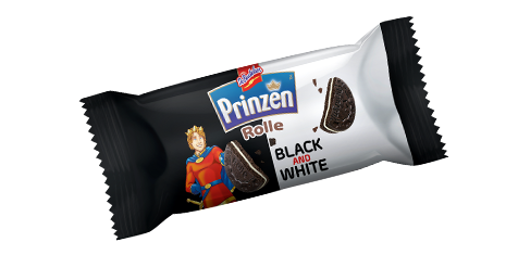 Prinzen Rolle Black and White