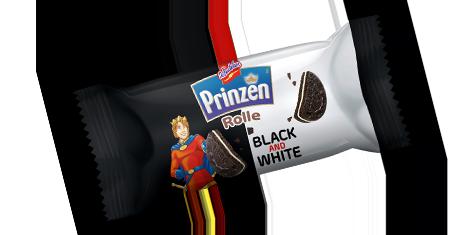Prinzen Rolle Black and White