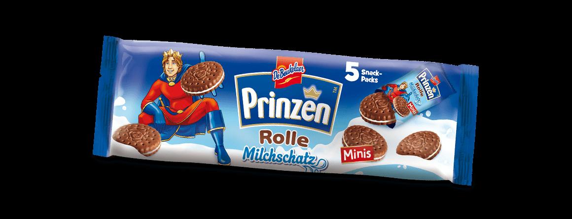 Prinzen Rolle Milchschatz Minis