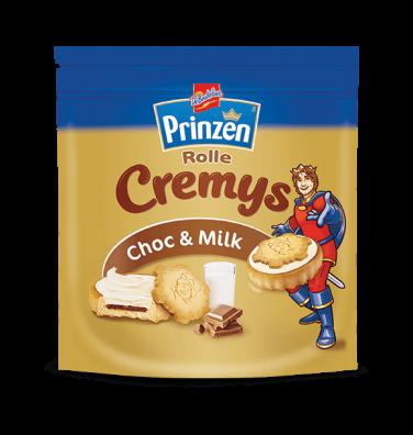 Prinzen Rolle Cremys Choc & Milk