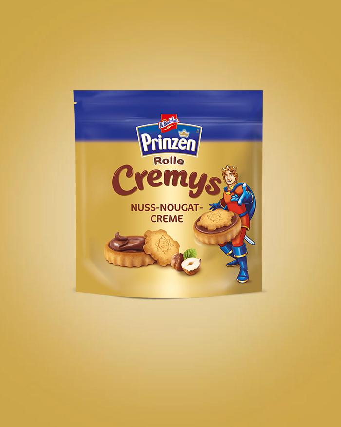 Packshot Cremys